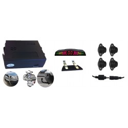 Sistema de aparcamiento frontal de alta precisión corvy