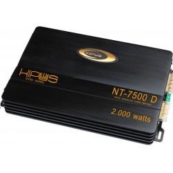 Amplificador monofónico digital NT-7500 D